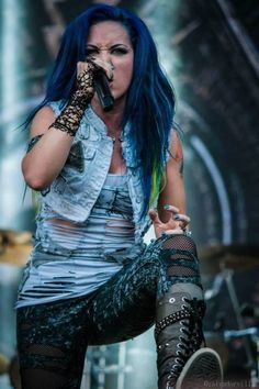 alissa white gluz married