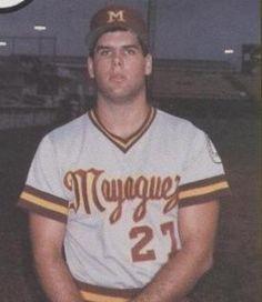 Ken Caminiti jugo con los Indios de Mayaguez, en el beibol de Puerto Rico en la campaña 1988/89.