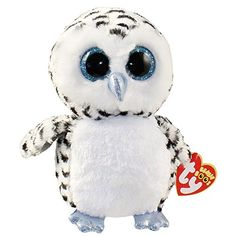 6a53c3eb277 Ty Beanie Boos Lucy - Owl (Justice Exclusive) Ty http   www