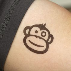 Monkey Tattoo | Tinkering Monkey
