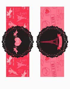 Laine Design: Freebies Printable Invitations, Party Printables, Free Printables, Pink Paris, Numbers Kindergarten, Paris Party, Tatty Teddy, Animal Birthday, Scrapbook Sketches