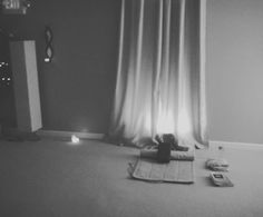 """Yoga Rug Mat added by @theredseahorse """"Studio prepped and energy ready, chakra script written. Bring on tonight's yoga nidra students. Full house at yoga radiance."""""""