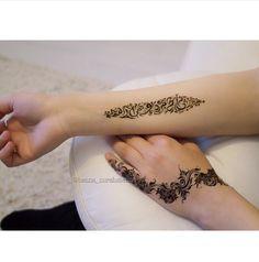 Ig: @henna_nurahshenna