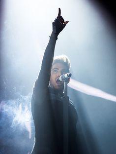 Adam Lambert Photos Photos: Adam Lambert in Concert - New York, New York