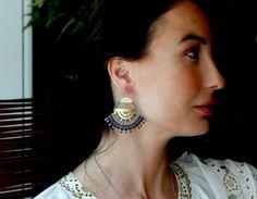Ίσως τα πιο όμορφα σκουλαρίκια για το φετινό καλοκαίρι - Jenny.gr