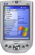 HP offer HP iPAQ 4150 Pocket PC. This awesome product currently limited units, you can buy it now for  , You save - New