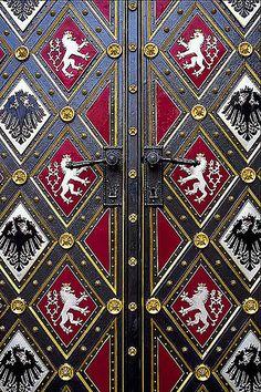Resultado de imagen de Vysehrad Castle Door