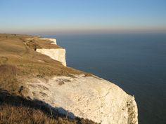 Cliffs of Dover, England