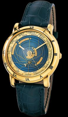 Ulysse Nardin - Planetarium Copernicus    Instruments of time symbolize innovation: design & mechanics all in one.