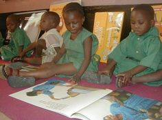 THE INTERNATIONAL BOOK BANK delivers donated books in bulk to libraries and literacy programs in developing countries around the globe.