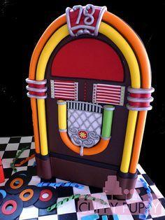 3D DOWN LOAD AND PRINT CARDBOARD JUKEBOX - Google Search