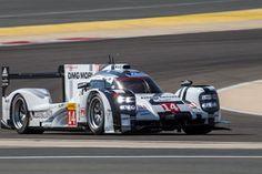 # 14 Porsche Equipo Porsche 919 híbrido: Romain Dumas, Neel Jani, Marc Lieb
