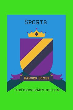 Danger Zone, Sports Stars, Confidence, Education, Cards, Maps, Training, Playing Cards, Self Esteem