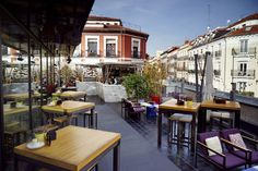 La Cocina de San Anton, an Exciting Terrace in Chueca Mercado San Anton, Mercado Madrid, Spain Travel, Holidays And Events, Terrace, Places To Go, Vacation, Rooftop Gardens, Koh Tao
