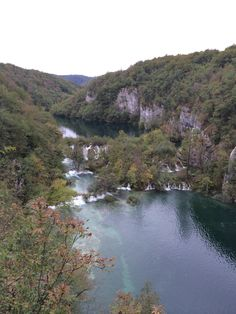 first my own pin picture! Plitvička jezera - Croatia