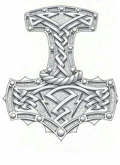 Mjölnir, Thor's Hammer