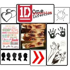 One. Direction. Infection.