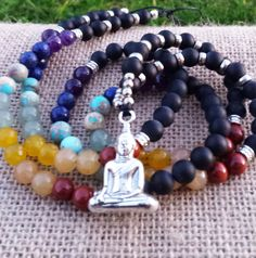 Check out this item in my Etsy shop https://www.etsy.com/uk/listing/252963856/108-mala-necklace-buddhist-spiritual