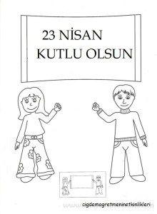 240 En Iyi 23 Nisan Ulusal Egemenlik Ve çocuk Bayrami Görüntüsü