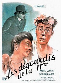Les Dégourdis de la 11ème (1937)