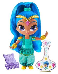 Fisher-Price Shimmer and Shine Shine Doll $19