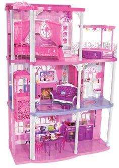 imagens de casas da barbie feitas - Pesquisa Google