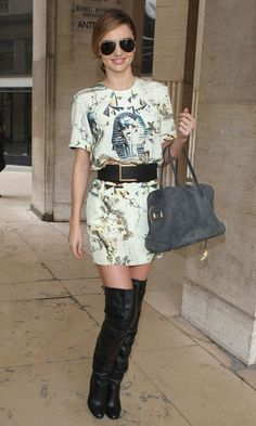 Miranda Kerr at LV