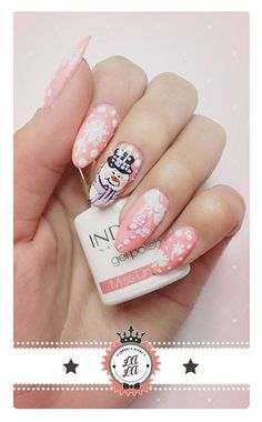 Indigo Nails Lab - Find more Inspiration at www.indigo-nails.com #Nail #Christmas #Mani
