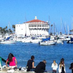 Avalon Beach ~ Catalina Island