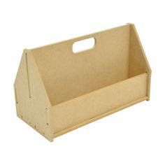 Kaisercraft Woodcraft Tool Box