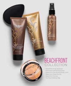 Younique Beachfront collection