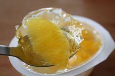 Hassaku orange jelly