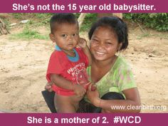 Help us help her get the information she needs to make her next birth safer.