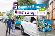 There are other good reasons a storage can bring to you. Below, are the top 5 common reasons for you to see how practical it is when using storage units for your business. Self Storage, Storage Units, Sydney, Van, The Unit, Business, Vans, Business Illustration, Vans Outfit