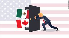 NAFTA: What it is, and why Trump hates it - Nov. 15, 2016
