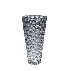 Bohemia Lisboa Collection Non-Lead Crystal Flower Vase