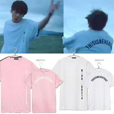 Everyday is a KPOP day... check this out: BTS THISISNEVERTH... It's selling fast! http://thekdom.com/products/bts-quot-thisisneverthat-quot-t-shirt?utm_campaign=social_autopilot&utm_source=pin&utm_medium=pin
