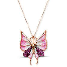 This item is unavailable Butterfly Necklace, Gold Plated Necklace, Gem S, Silver Roses, Necklace Lengths, Amethyst, Handmade Items, Brooch, Pendant Necklace