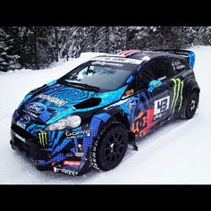 ra KEN BLOCK TEST 2013...READY FOR START