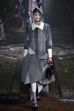 Thom Browne Autumn-Winter 2016-2017 (Fall 2016) fashion collection