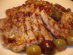 1. Свинина за 15 минутИнгредиентыСвинина (у меня шея)- 400гр,красный бальзамический уксус,красное сухое вино (можно херес),немного оливкового масла,тимьян,розмарин,эстрагон,соль,перец черный и белый.К…