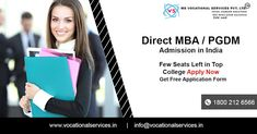 Direct Admission For MBA || PGDM Engineering Top Colleges In India Call us @1800-212-6566 For know more details http://bit.ly/2ARKPU3