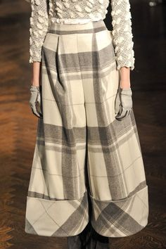 Thom Browne Fall 2012 Runway Pictures - Livingly