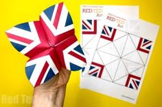 Royal Wedding Crafts for Kids - Red Ted Art's Blog