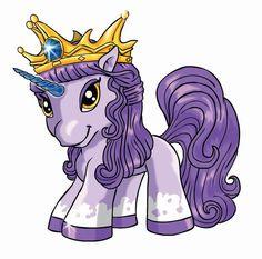 Filly Fantasya - Филли Фантазия Ponies, Awesome Stuff, Unicorns, Princess Zelda, Animation, Red, Fictional Characters, A Unicorn, Pony