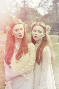 Kate & Rachel Roddy by Charlotte Rutherford