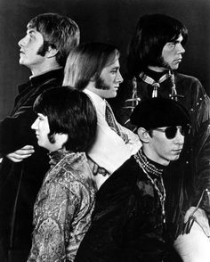 Buffalo Springfield. (Michael Ochs Archives/Getty Images)