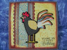 Carol's Cards:   cricut, from my kitchen