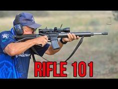 How to shoot a Rifle with world champion shooter, Jerry Miculek (AR15, TAVOR, & SCAR) - YouTube
