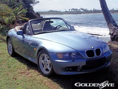 BMW Z3 - GoldenEye
